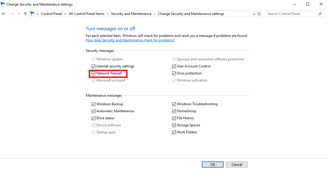 disable windows 10 firewall 4
