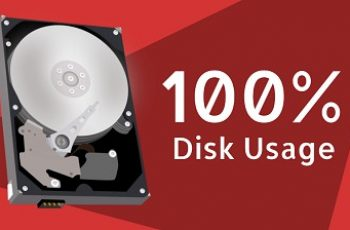 100 disk usage windows 10
