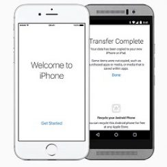 import gmail contacts to iPhone