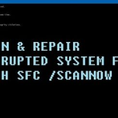 sfc scannow windows 10
