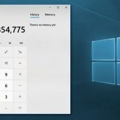 Windows 10 Calculator Missing