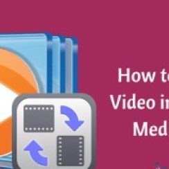 rotating a video in windows media player
