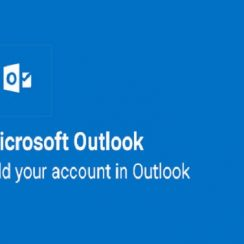 how to add account to outlook